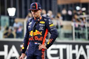 Verstappen: Third the best I could do against Mercedes pace
