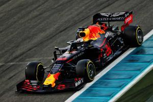 Verstappen: Beating Ferrari good, F1 title the target