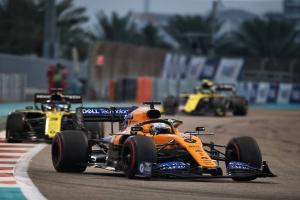 F1 Race Analysis: The gamble that won Sainz the 'Formula 1.5' title