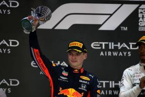 Horner labels Verstappen F1's most in-form driver