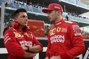 Leclerc looks to influence balance setup with Ferrari 2020 car