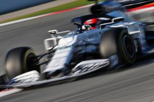 Barcelona F1 Test 1 Day 1 - Wednesday 5PM