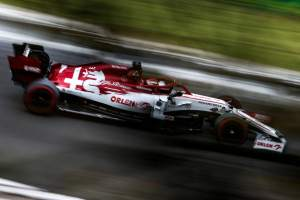 'A disaster, we have to make car faster' – Kimi Raikkonen