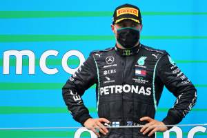 Bottas reveals reason for 'botched start' at F1 Hungarian Grand Prix