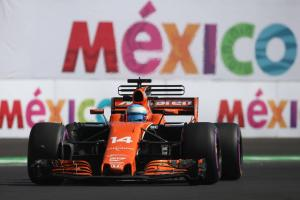 Alonso: McLaren has best car at Mexican GP