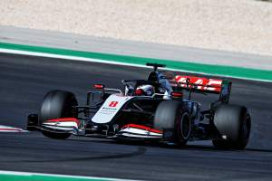 Grosjean: Haas suffering from inherent overheating F1 suspension issue