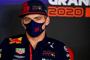 "Verstappen doesn't want ""bitch fight"" with Leclerc over Sakhir F1 GP incident"