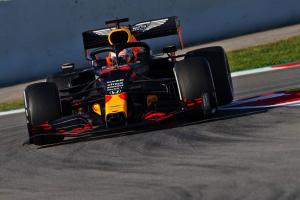"Verstappen says Red Bull's 2020 F1 car is ""faster everywhere"""