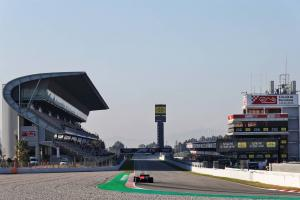 Barcelona F1 Test 1 Day 3 - Friday 11AM