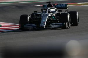 Bottas sets scintillating pace as Vettel breaks down