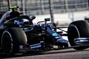 Bottas says lack of grip at Sochi F1 circuit like 'rally-style driving'