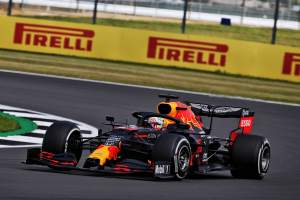 """Verstappen labels P2 finish as """"lucky and unlucky"""" in F1 British GP"""