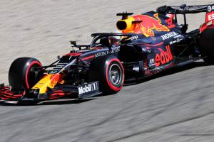 Verstappen: Red Bull F1 struggles Monza-specific