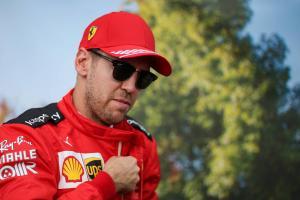 """Vettel certain F1 will """"pull the handbrake"""" if coronavirus worsens"""