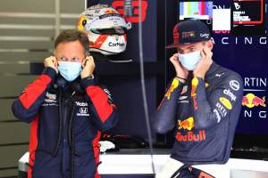 "Christian Horner ""100 percent sure"" Verstappen will be at Red Bull F1 in 2021"