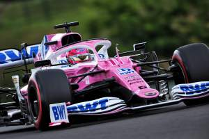 "Perez felt ""dizzy'' in F1 Hungarian GP qualifying"