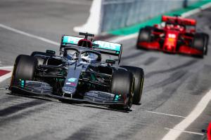 F1 Pre-Season Testing: Test 2 Day 1 As it happened
