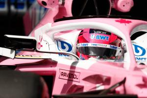 Racing Point shrugs off protest fears as RP20 proves quick in Austria
