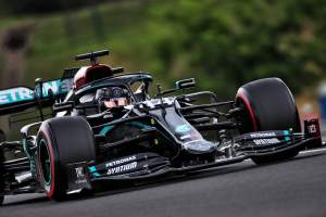 "Hamilton needed ""absolute perfection"" to beat Bottas to 90th F1 pole"