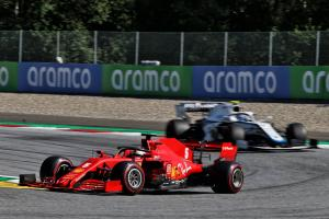 "Vettel on ill-handling Ferrari - ""I'm happy to have spun just once..."""