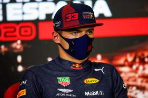 Verstappen explains Spanish GP F1 radio outburst