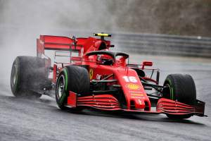 "Leclerc: Ferrari performing ""better than expected"" in Hungarian GP"