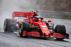 "Leclerc: Ferrari performing ""better than expected"" in Hungarian GP"