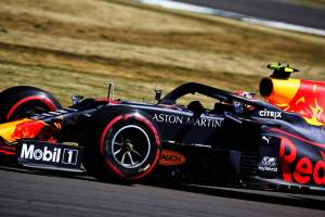 "Albon eyes strong race after ""tricky"" F1 Silverstone qualifying"