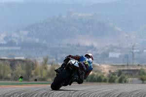 Sam Lowes , Moto2, Aragon MotoGP. 16 October 2020