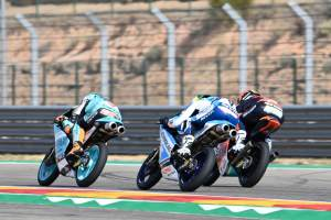 2020 Teruel Moto3 Grand Prix, Aragon - Race Results