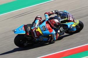 Sam Lowes, Moto2, Teruel MotoGP, 23 October 2020
