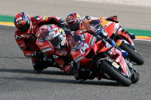 Dovizioso: Without speed you can't fight, title chances 'almost zero'