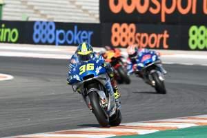 European MotoGP, Valencia Ricardo Tormo - Race Results
