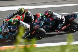 Quartararo 'hurting a lot', 'lost championship today, Aragon'