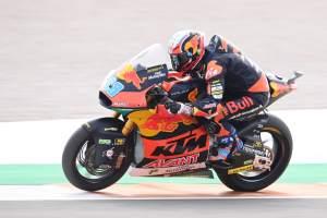 Jorge Martin, Moto2, Valencia MotoGP, 14 November 2020