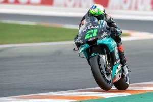 Franco Morbidelli, Valencia MotoGP, 14 November 2020