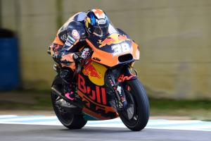 Smith praises 'perfect strategy' after KTM's best qualifying
