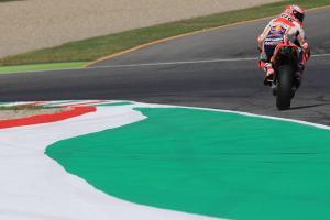 Mugello: MotoGP Championship standings
