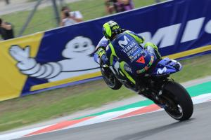 Rossi, Marquez, Dovi mull control tyre switch ten years on