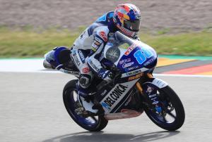 Moto3 Germany - Race Results