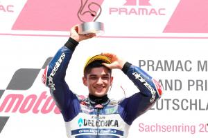 Moto3 Germany: Martin breaks away to rule at Sachsenring