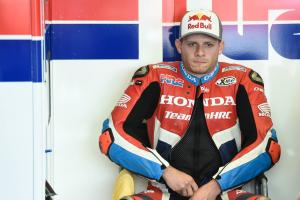 Bradl drafted in at LCR Honda for injured Crutchlow for Sepang