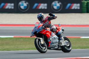 Misano MotoGP - Race Results