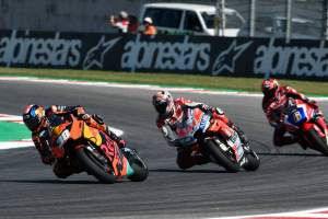 Smith goes the distance with new KTM package