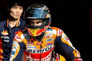 Marquez optimistic despite Saturday setback