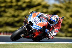 Dovizioso expects 'both Suzukis, Yamahas, Marc to be strong