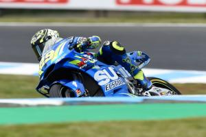 MotoGP Australia - Warm-up Results