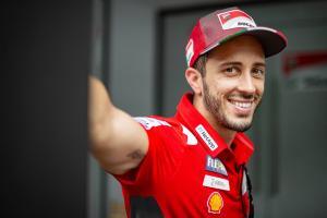 MotoGP Gossip: Dovizioso the next to try F1?