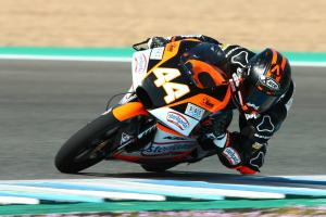 Jerez Moto3 test times - Thursday (FINAL)