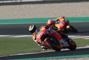 Marquez surprised by Lorenzo's fast start